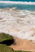 Pintoresca playa — Foto de Stock