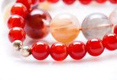 Crystal bracelet — Stock Photo