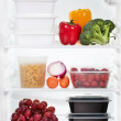 Refrigerator inside — Stock Photo #40943891