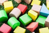 Building blocks — Stock Photo