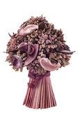 Dry flower bouquet — Stock Photo