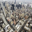 New York City Manhattan skyline aerial view — Stock Photo #39274359
