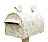 邮箱的复古风格 — 图库照片