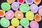 Jelly sugar candies — Stock Photo