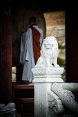 Things at a temple — Stock Photo