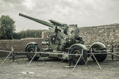 Flak gun — Stock Photo