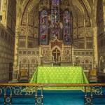 Church interior — Stock Photo #41072071