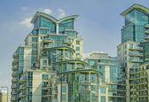 Modern building in London — Stock Photo