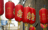 Chinese decoration — Stock Photo
