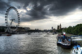 London - HDR — Stock Photo