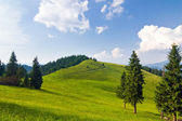 Amazing mountain scenery - National park Greater Fatra, Slovakia, Europe — Stock Photo