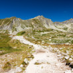 Summer mountains - High Tatras, Slovakia, Europe — Stock Photo #42054249
