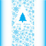 Merry christmas card eps10 — Stock Vector