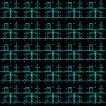 Printed circuit board pattern eps10 — Stock Vector #41867171
