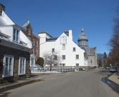 Trois-rivieres-ursulines-convent-street-3 — Foto Stock