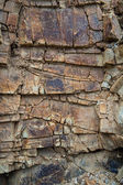Abstract brown stone background — Стоковое фото