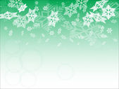 Christmast postcard — Stockvektor