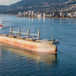 Stock Photo: Bulk Carrier
