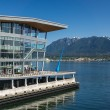 Stock Photo: Vancouver Convention Centre
