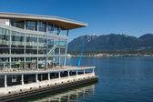 Vancouver Convention Centre — Stock Photo