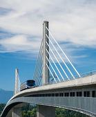 Sky Train Bridge — Stock Photo