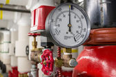 Pressure Gauge — Stock Photo