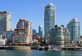 Downtown of Vancouver — Foto Stock