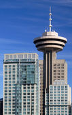 Harbour Centre — Stockfoto