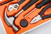Tool Box Set — Stock Photo