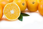 Oranges wallpaper — Stock Photo