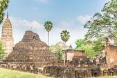 Vecchia città di Sukhothai rovina — Foto Stock