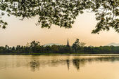 Ruiny starego miasta Sukhothai — Zdjęcie stockowe