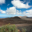 Lanzarote, Timanfaya National Park — Stock Photo #38891483