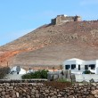 Stock Photo: Castle of SantBarbarat Teguise, Canary Islands