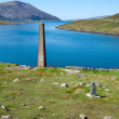 Ruined old whaling station, Isle of Harris — Stock Photo #39383873