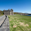 Stock Photo: Amhuinnsuidhe Castle, Isle of Harris, Scotland