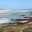 Stock Photo: Luskentyre beach, Harris, Outer Hebrides, Scotland