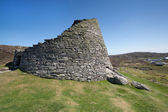 Dun Carloway broch, Isle of Lewis, Scotland — Stock Photo