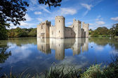 Bodiam castle, East Sussex, UK — Stock Photo
