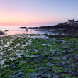 St. Brides Bay at low tide, Pembrokeshire, Wales — Stock Photo