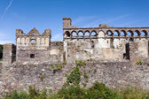 St. Davids bishop's palace — Stock Photo