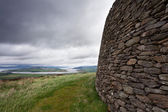 View from Grianan of Aileach — Stock Photo
