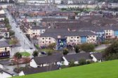 Bogside, Londonderry — Stock Photo