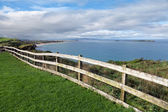 Antrim coast scenery — Stock Photo