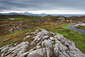 Donegal rugged landscape — Stock Photo