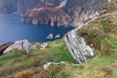 Slieve League, highest cliffs of Ireland — Stock Photo