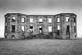 Bishop's Palace ruins, Northern Ireland — Stock Photo