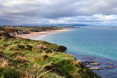 Portrush bay  in County Antrim, Northern Ireland .  — Stock Photo