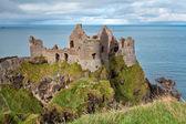 Dunluce castle — Stock Photo