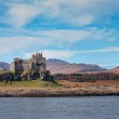 Постер, плакат: View of Duart castle from the sea